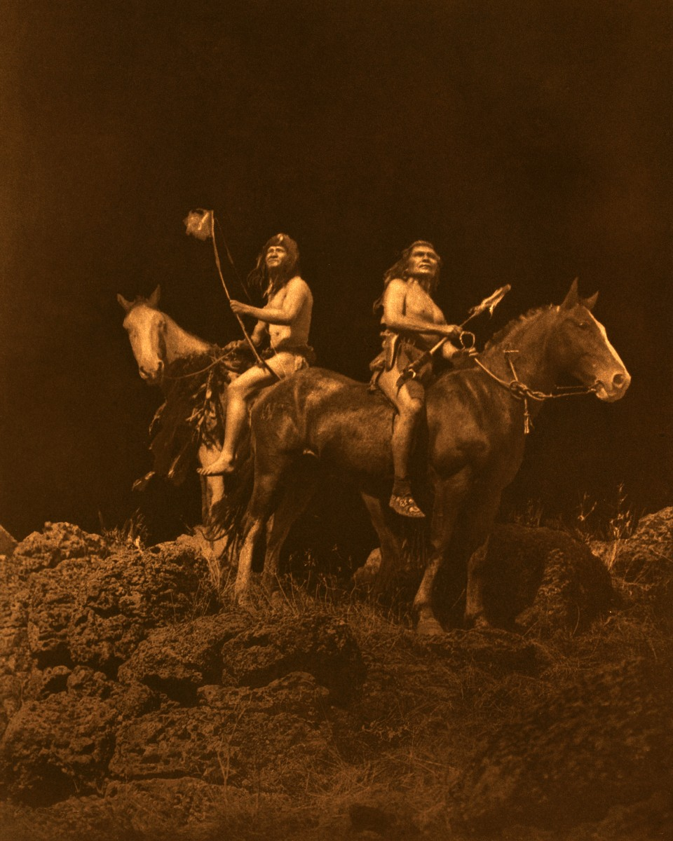 Nez Perce - Watching for the Signal